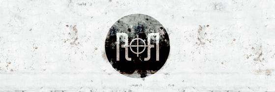 Rock+Reload Brand Wall