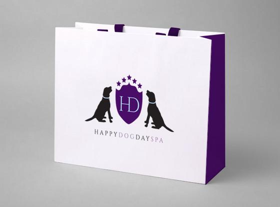 Happy Dog Bag