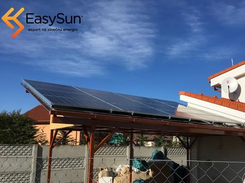 Kam umiestniť fotovoltaické panely