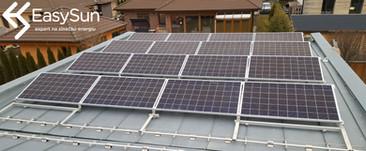 fotovoltaika rovná strecha