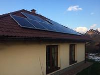 fotovoltaika škridla