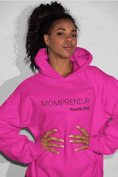 Mompreneur  Hoodie