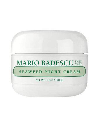 Mario Badescu - Seaweed Night Cream 59 ml