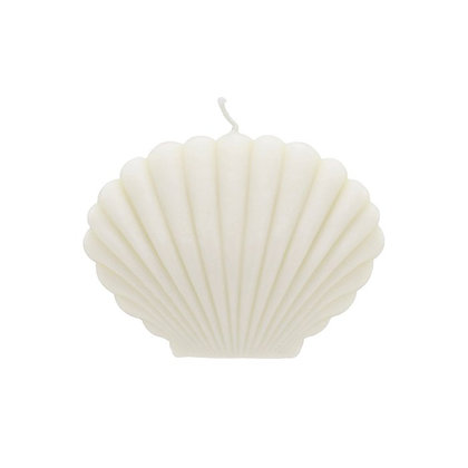 """Scented Candle """"Shell"""""""