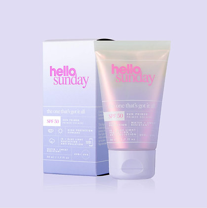 hello sunday - The one that's got it all, Sun Primer SPF 50