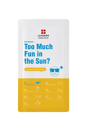 Leaders - To Much Fun In The Sun