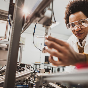 The Future of the Workforce is STEM Jobs