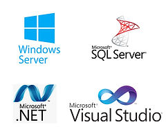 Windows, SQL Server, Microsoft, Visua Studio