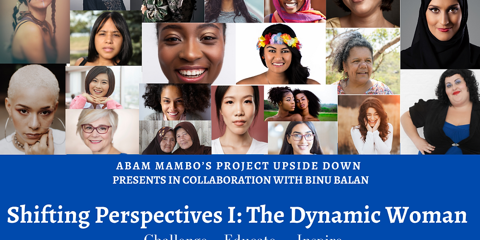 Shifting Perspectives: The Dynamic Woman