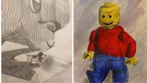 Sketch Club (Week 30) - Something small that makes me smile
