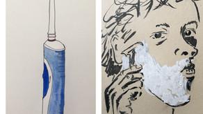 Sketch Club (Week 31) - Something part of my morning routine