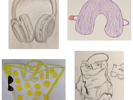 Sketch Club - Week 8