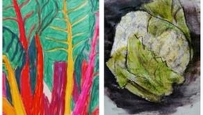 Sketch Club (Week 38) - My favourite vegetable
