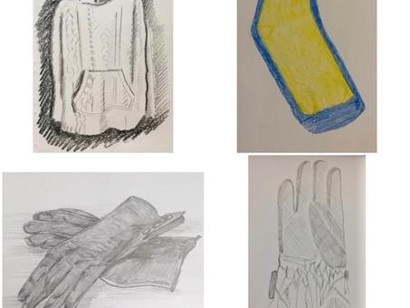 Sketch Club - Week 18