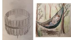 Sketch Club (Week 47) - Somewhere I long to be