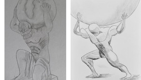 Sketch Club (Week 54) - Something Heavy