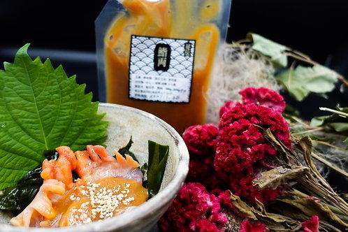 鮨両の秘伝の酢味噌