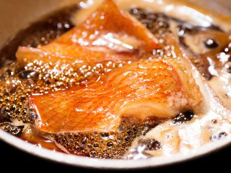 鮨両の万能だれ 簡単美味しい! 煮魚 20分