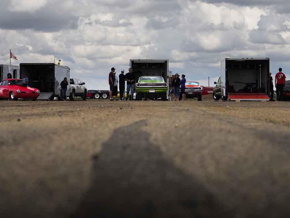 Race Prep