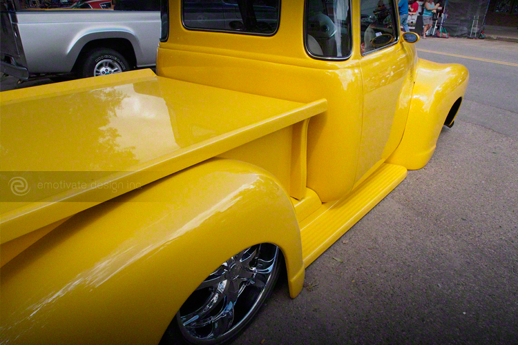 Low Yellow Pickup