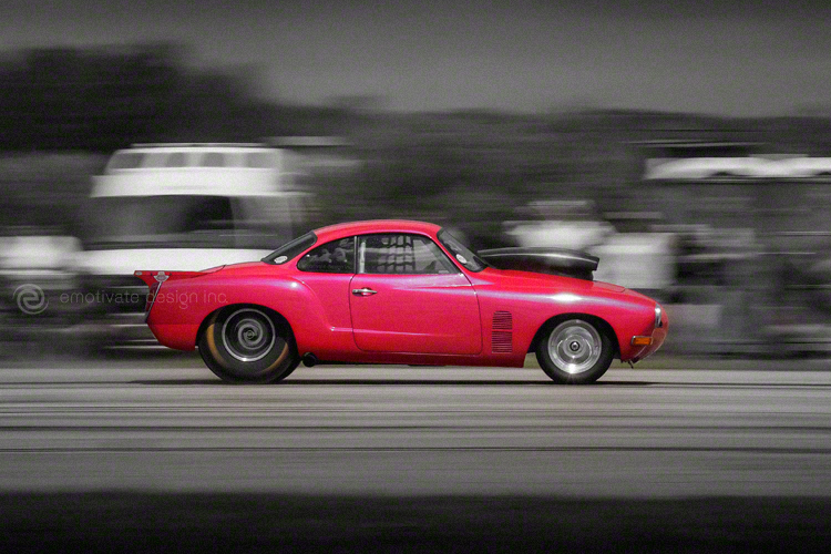 Luscious Karmann Ghia