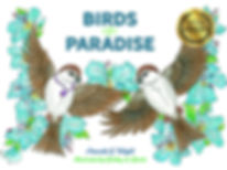 Birds of Paradise Front Cover Finalist.j