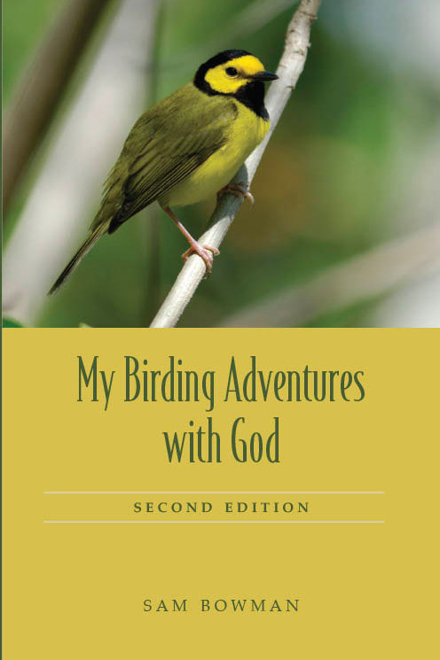 My Birding Adventures with God