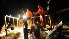 Крещенские традиции или почему так хочется в ледяную воду.