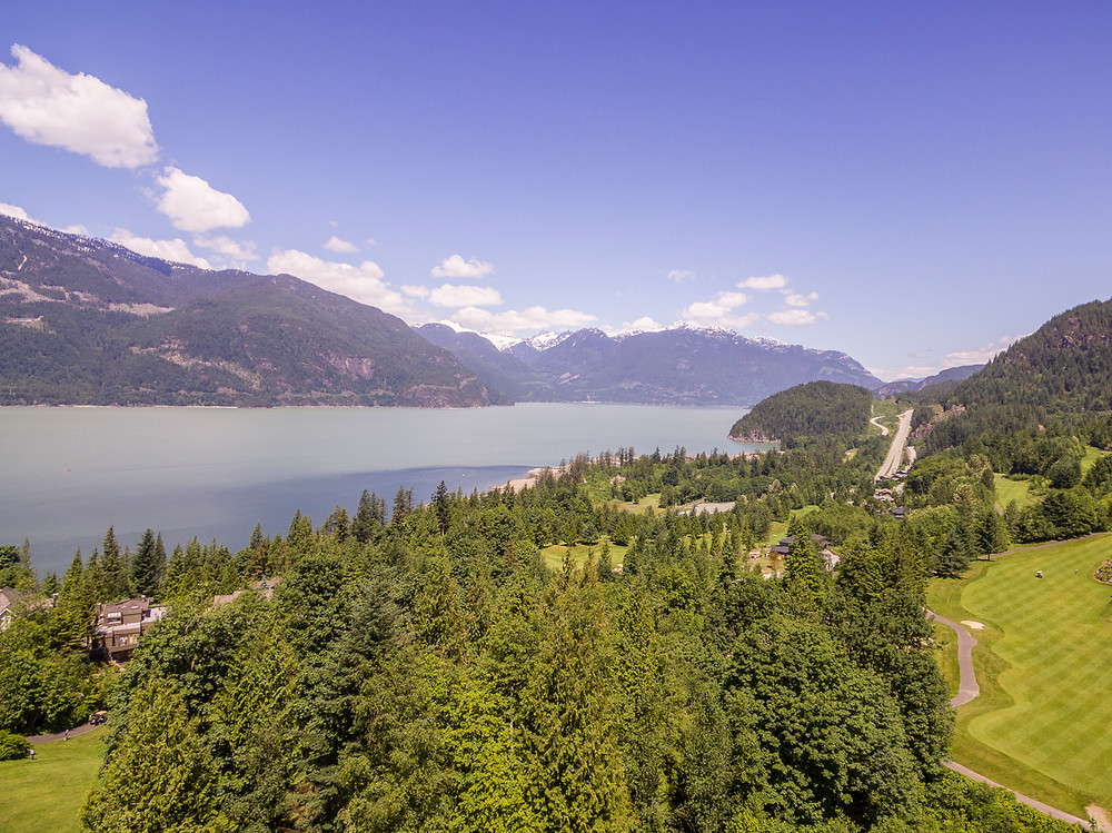 Furry Creek, Howe Sound BC