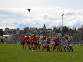 Albaladejo Rugby Club Lausanne – RC Lugano 7 – 41