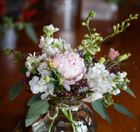 small flower gift