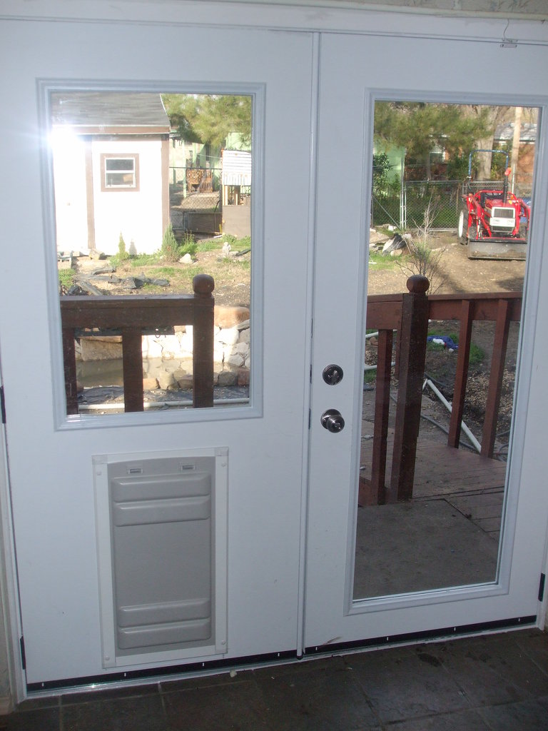 70x80 French Door