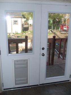 70x80 French Door