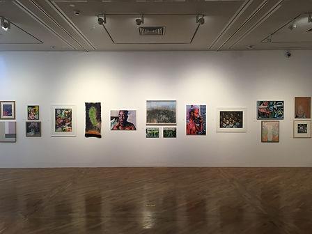 Ferens Open Exhibition 2019, Installatio