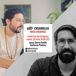 odd Ensamblaje 03: Lucas Correa / Guillermo Paulson