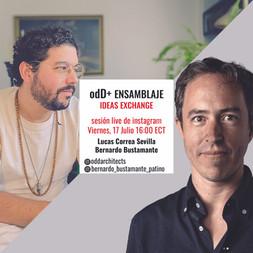odd Ensamblaje 02: Lucas Correa / Bernardo Bustamante