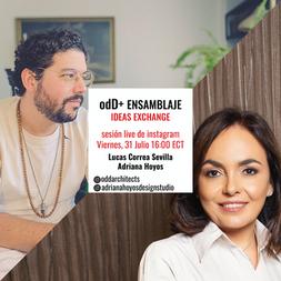 odd Ensamblaje 04: Lucas Correa / Adriana Hoyos