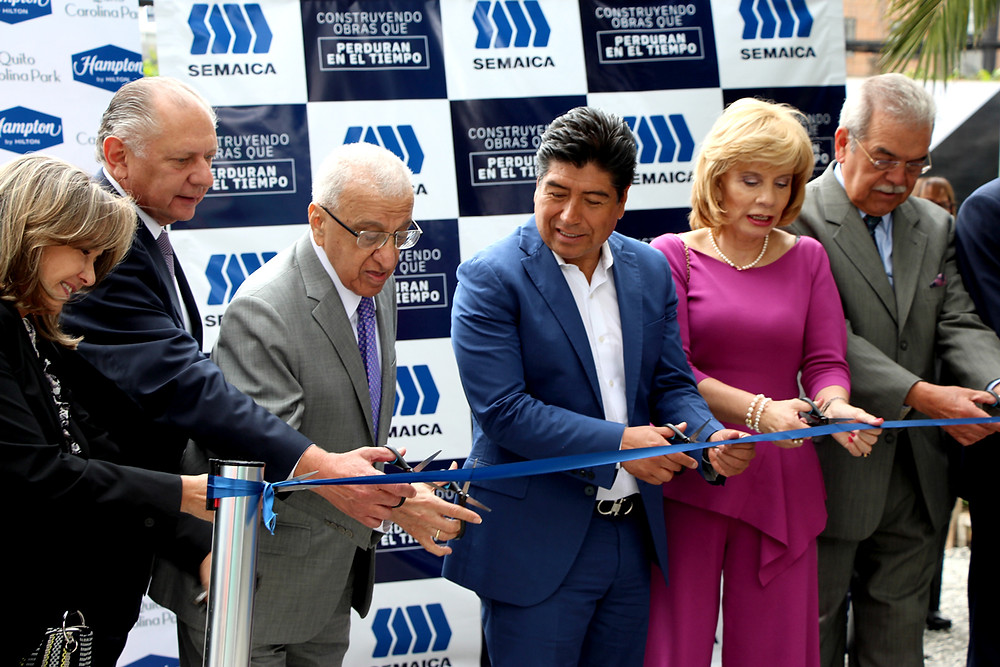 Hampton By Hilton To Debut In Ecuador With New Hotel In Quito