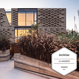 Una Casa en los Andes, proyecto galardonado con 2 Premios Architizer A+