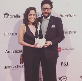 The 2016 Architizer A+ Awards Gala