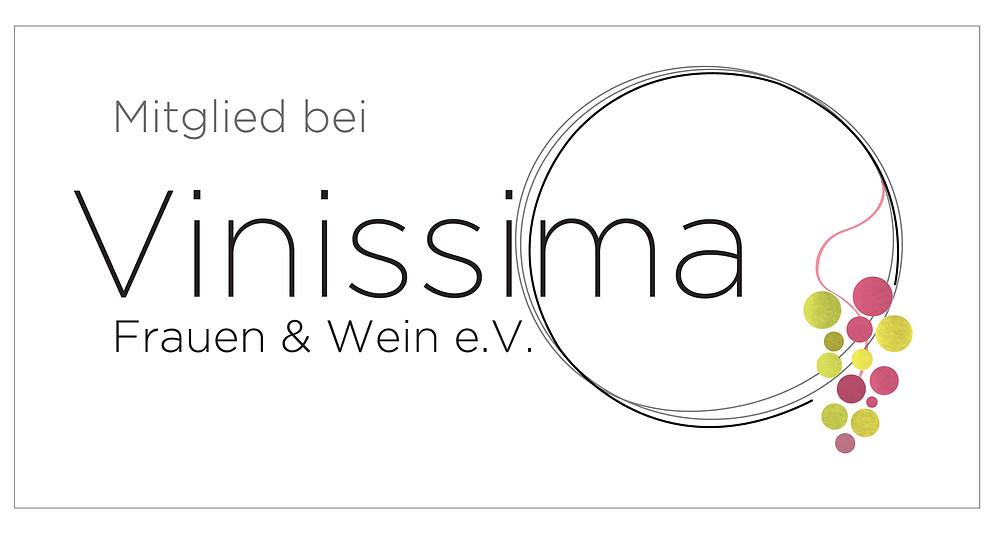 Logo Vinissima Frauen & Wein e.V.