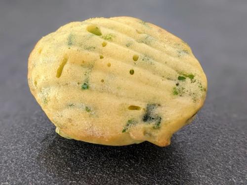 Bärlauch Madeleines oder Kekse