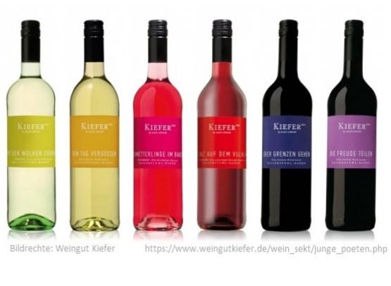 fancy wine names for German cuvées