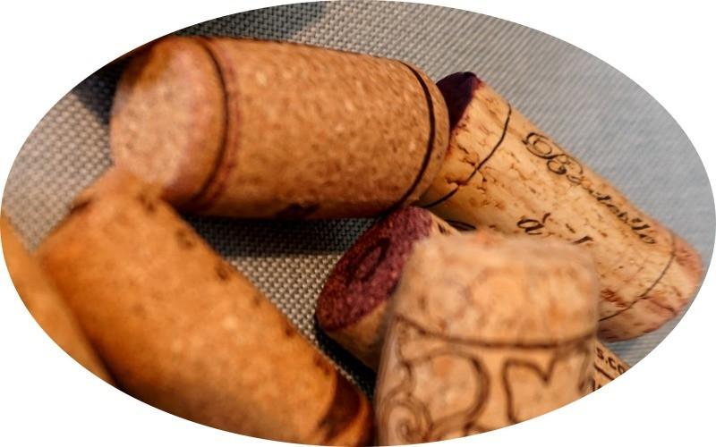 Korken für Weinflaschen