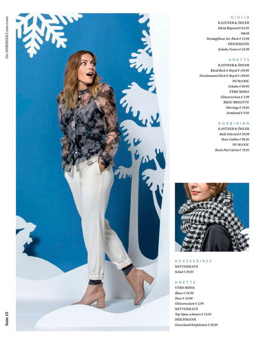 Magazin Webzeile