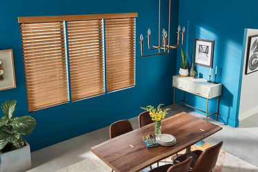 Wood Blinds in Blue Room.jpg