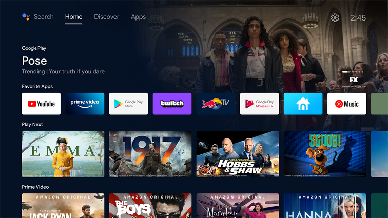 Android TV - 1 - Dashboard.png