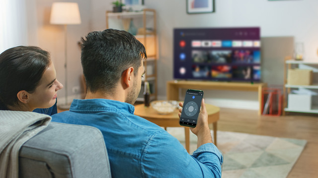 Smart TV or Android TV