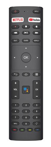 K60USG - Android TV Remote - Front.jpg