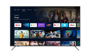 """65"""" 4K Ultra HD Android TV"""